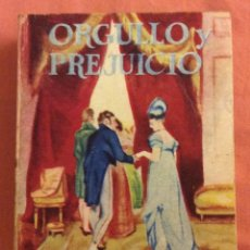 Livros em segunda mão: MINILIBRO ENCICLOPEDIA PULGA. N- 59. ORGULLO Y PREJUICIO. JANE AUSTEN. Lote 235224420