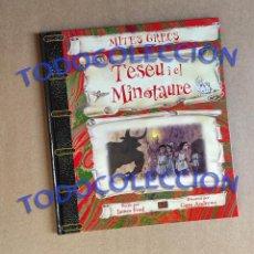 Libros de segunda mano: MITES GRECS: TESEU I EL MINOTAURE - JAMES FORD, GARY ANDREWS - TAYRONA - TESEO, MINOTAURO - (NOU). Lote 221377170