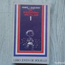 Libros de segunda mano: EL PEQUEÑO NICOLÁS 1 - PRIMERA EDICIÓN - 1972. Lote 221380092