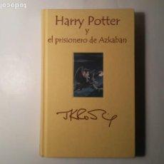 Libros de segunda mano: HARRY POTTER Y EL PRISIONERO DE AZKABAN EDICIONES SALAMANDRA 2000 1A EDICIÓN. Lote 221779326