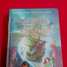 Libros de segunda mano: EL MAPA DE LOS DESEOS. Lote 221840347