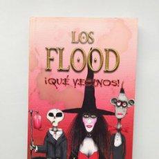 Libros de segunda mano: LOS FLOOD 1. ¡QUE VECINOS!. COLIN THOMPSON. TDK542. Lote 222068665