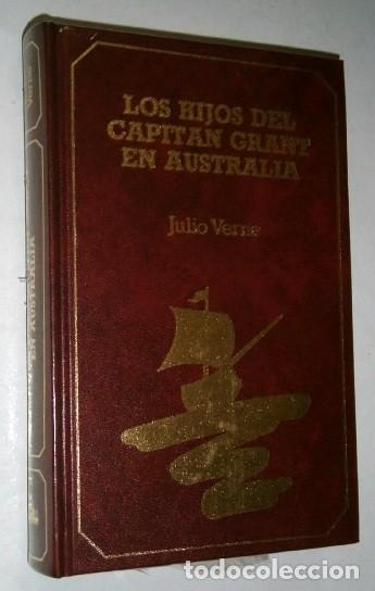 Libros de segunda mano: Colección Viajes Extraordinarios 15T por Julio Verne de Ed. GMS en Barcelona 1990 - Foto 2 - 221581771