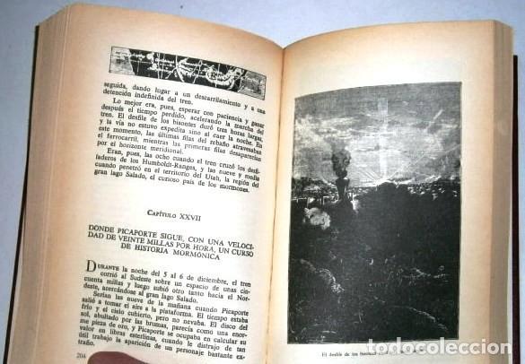 Libros de segunda mano: Colección Viajes Extraordinarios 15T por Julio Verne de Ed. GMS en Barcelona 1990 - Foto 3 - 221581771