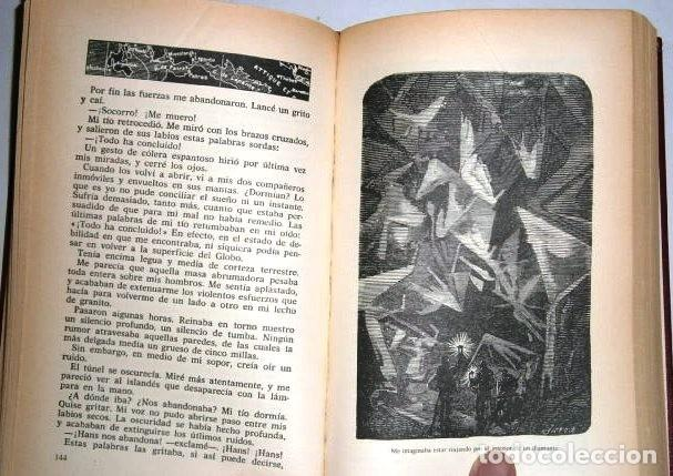 Libros de segunda mano: Colección Viajes Extraordinarios 15T por Julio Verne de Ed. GMS en Barcelona 1990 - Foto 4 - 221581771