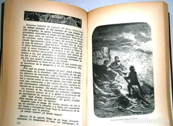 Libros de segunda mano: Colección Viajes Extraordinarios 15T por Julio Verne de Ed. GMS en Barcelona 1990 - Foto 5 - 221581771