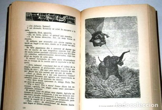 Libros de segunda mano: Colección Viajes Extraordinarios 15T por Julio Verne de Ed. GMS en Barcelona 1990 - Foto 7 - 221581771