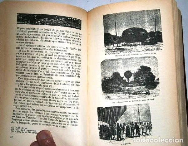 Libros de segunda mano: Colección Viajes Extraordinarios 15T por Julio Verne de Ed. GMS en Barcelona 1990 - Foto 8 - 221581771
