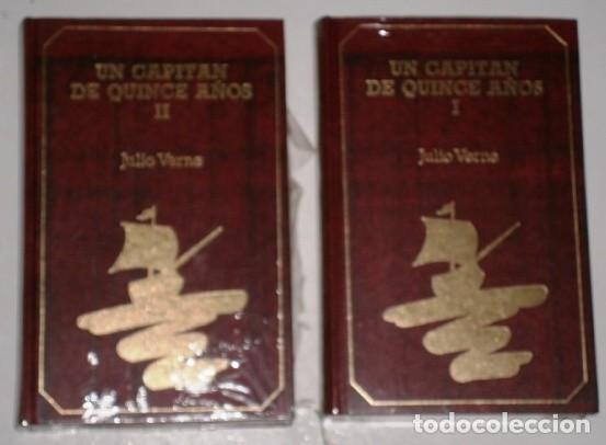 Libros de segunda mano: Colección Viajes Extraordinarios 15T por Julio Verne de Ed. GMS en Barcelona 1990 - Foto 9 - 221581771