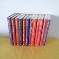 Libros de segunda mano: ROBERT LAWRENCE STINE - PESADILLAS, 24 TITULOS EN 12 LIBROS - CIRCULO DE LECTORES - MUCHOS SIN ABRIR. Lote 222728793