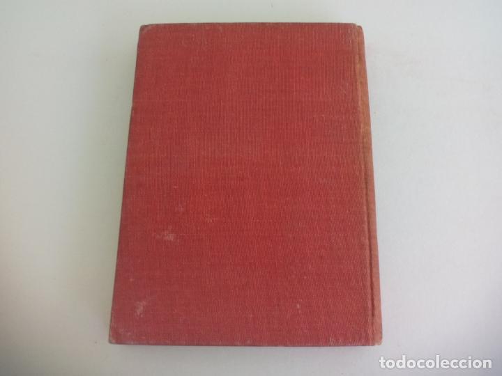Libros de segunda mano: CINCO SEMANAS EN GLOBO. JULIO VERNE. 1958. COLECCIÓN ROBINSONES Nº 37. EDITORIAL MIGUEL ARIMANY - Foto 3 - 222731531