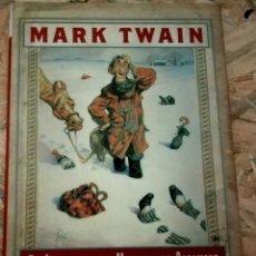 Libros de segunda mano: UN ASSASSINAT, UN MISTERI I UN CASAMENT - MARK TWAIN (CATALÀ). Lote 224131747