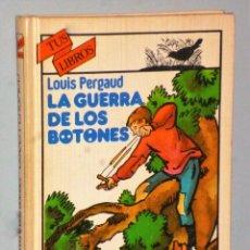 Libros de segunda mano: LA GUERRA DE LOS BOTONES (SERIE TUS LIBROS, DE ANAYA). Lote 225201485