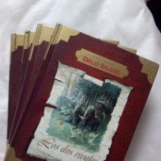 Libros de segunda mano: EMILIO SALGARI. COLECCIÓN COMPLETA DE 12 TOMOS/ EDICIONES RUEDA. Lote 227185909