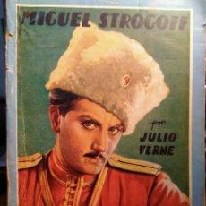Libros de segunda mano: MIGUEL STROGOFF - JULIO VERNE - COLECCIÓN MOLINO. Lote 227922760