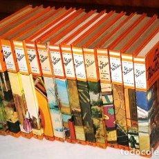 Libros de segunda mano: LOTE DE 14 NOVELAS DE LA COLECCIÓN LOS HOLLISTER POR JERRY WEST DE ED. TORAY EN BARCELONA. Lote 228241790