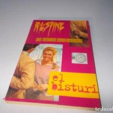 Libros de segunda mano: R.L.STINE LA CALLE DEL TERROR Nº 3 EL BISTURÍ. Lote 228913505