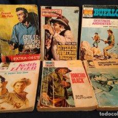 Livros em segunda mão: NOVELAS DEL OESTE AÑOS 70.. LB23. Lote 229298955