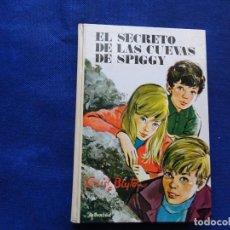 Libri di seconda mano: EL SECRETO DE LAS CUEVAS DE SPIGGY - ENID BLYTON - EDITORIAL JUVENTUD - NUM. 47. Lote 232133865