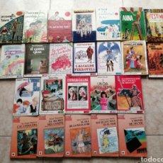 Libros de segunda mano: 26 LIBROS ELS GRUMETS DE LA GALERA ALGUNOS MUY DIFICILES. Lote 233667505