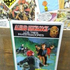 Livros em segunda mão: ALFRED HITCHCOCK Y LOS TRES INVESTIGADORES. MISTERIO EN LA RUTA DEL TERROR. 39. Lote 233817770