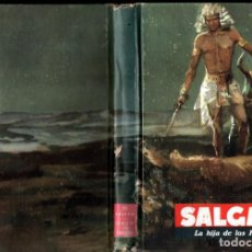 Libri di seconda mano: SALGARI : LA HIJA DE LOS FARAONES (MOLINO, 1961). Lote 234688825