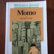 Libros de segunda mano: ENDE, MICHAEL - MOMO. SALVAT - ALFAGUARA. 1987.. Lote 235523570