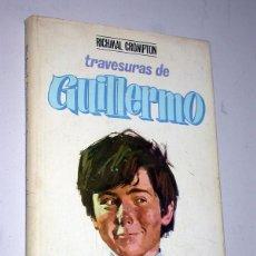 Libros de segunda mano: TRAVESURAS DE GUILLERMO Nº 1. RICHMAL CROMPTON. MOLINO, 1968. NOIQUET, GEMA SERRA. VER. Lote 235797680
