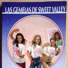 Libros de segunda mano: LAS GEMELAS DE SWEET VALLEY - LOCOS POR EL ROCK (FRANCINE PASCAL) MOLINO 1996. Lote 235857540