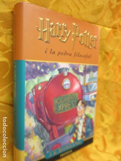 Libros de segunda mano: HARRY POTTER I LA PEDRA FILOSOFAL - J. K. ROWLING - EMPÚRIES - Foto 2 - 263100580