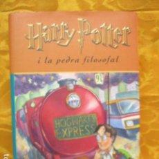 Libros de segunda mano: HARRY POTTER I LA PEDRA FILOSOFAL - J. K. ROWLING - EMPÚRIES. Lote 263100580