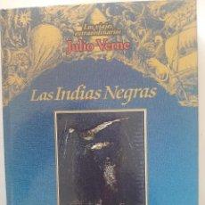 Libros de segunda mano: LAS INDIAS NEGRAS. JULIO VERNE EDICIONES RUEDA J.M. S.A. Lote 236531545