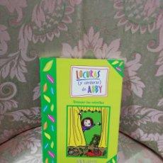 Libros de segunda mano: ANNE MAZER - LOCURAS Y CORDURAS DE ABBY ALCANZAR LAS ESTRELLAS - SANTILLANA 2005. Lote 236835800