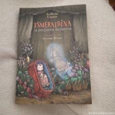 Libros de segunda mano: ESMERALDINA LA PEQUEÑA FANTASMA. Lote 236843900