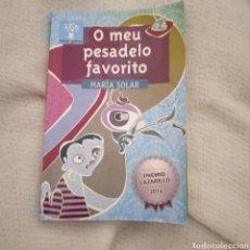 Libros de segunda mano: O MEU PESADELO FAVORITO. Lote 236844010