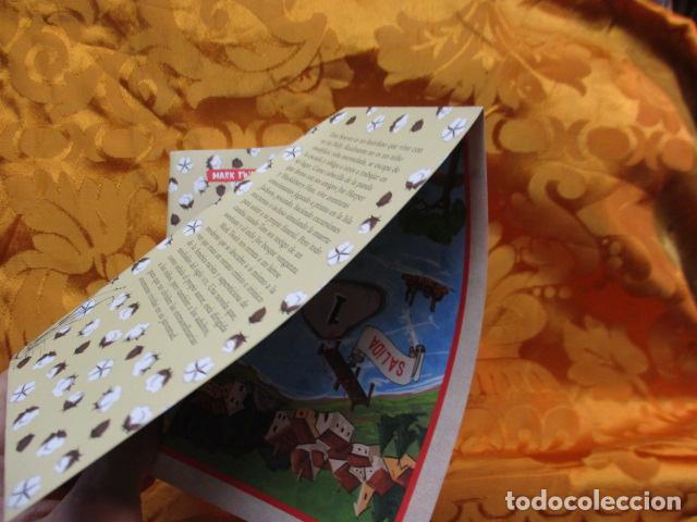Libros de segunda mano: MARK TWAIN - LAS AVENTURAS DE TOM SAWYER - GRIBAUDO - (incluye juego de la isla Jackson) NUEVO - Foto 6 - 236849170