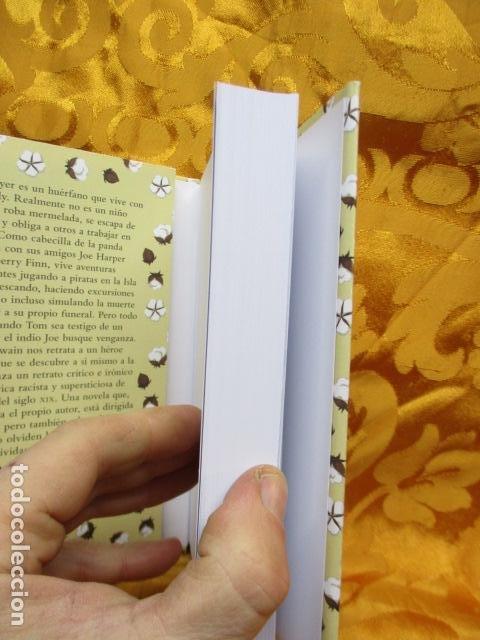 Libros de segunda mano: MARK TWAIN - LAS AVENTURAS DE TOM SAWYER - GRIBAUDO - (incluye juego de la isla Jackson) NUEVO - Foto 12 - 236849170