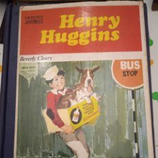 Libros de segunda mano: HENRY HUGGINS. Lote 237408385