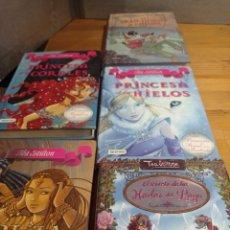 Libros de segunda mano: LOTE DE LIBROS TEA STILTON. Lote 237501255