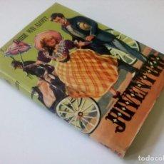 Libros de segunda mano: JUVENTUD - LOUISE MAY ALCOTT - EDITORIAL MATEU - 1959. Lote 237545475