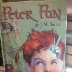 Livres d'occasion: PETER PAN DE J.M. BARRIE, EDIT. ALFAGUARA. Lote 238652105
