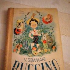 Libros de segunda mano: V.SOMMANI BUCCINO, 1941 FRANCES. Lote 242306680