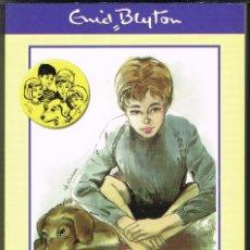 Libros de segunda mano: LOS CINCO Y EL TESORO DE LA ISLA POR ENID BLYTON. Lote 243396350