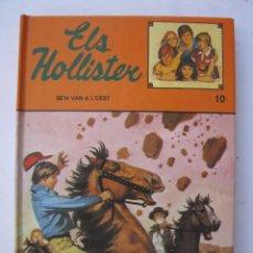 Libros de segunda mano: ELS HOLLISTER - Nº 10 - ELS HOLLISTER SE'N VAN A L'OEST - EN CATALÁN - EDICIONES TORAY - AÑO 1983.. Lote 243787685