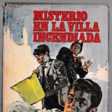 Libros de segunda mano: MISTERIO EN LA VILLA INCENDIADA - ENID BLYTON - MOLINO 1959. Lote 244580775