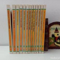 Livros em segunda mão: LOTE DE 13 LIBROS BIBLIOTECA JUVENIL SALVAT ALFAGUARA VER TITULOS Y NUMEROS. Lote 244736630