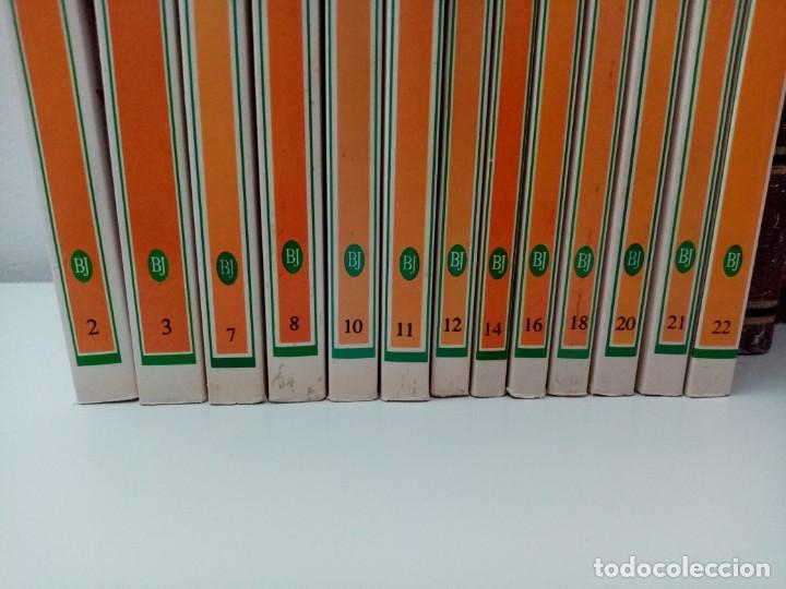 Libros de segunda mano: LOTE DE 13 LIBROS BIBLIOTECA JUVENIL SALVAT ALFAGUARA VER TITULOS Y NUMEROS - Foto 2 - 244736630