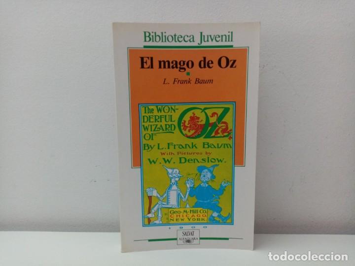 Libros de segunda mano: LOTE DE 13 LIBROS BIBLIOTECA JUVENIL SALVAT ALFAGUARA VER TITULOS Y NUMEROS - Foto 3 - 244736630