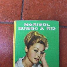 Libros de segunda mano: COLECCION CINEXITO Nº 6; MARISOL RUMBO A RIO: CON FOTOGRAFIAS DE LA PELICULA. Lote 244917940