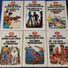 Libros de segunda mano: EL CLUB DE LOS CINCO - CÍRCULO DE LECTORES. Lote 244954590